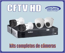 KITS COMPLETOS DE CAMERAS